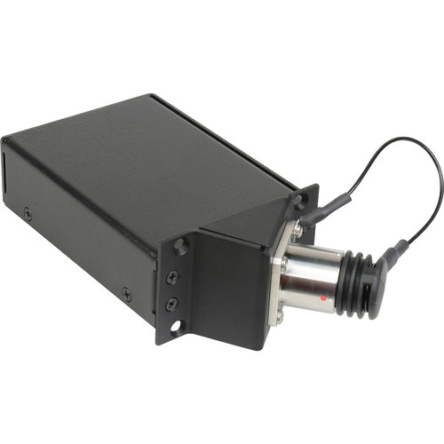 Camplex 45 Degree SMPTE EDW Jack to 2 SC APC Fiber & 6-Pin AMP for 1RU HYMOD Systems