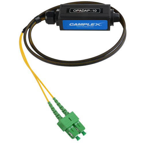 Camplex opticalCON Duo APC Singlemode to Two SC/APC Breakout Adapter Cable