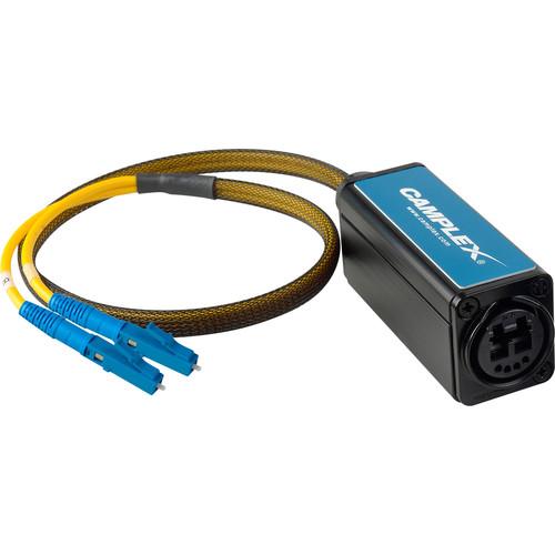 Camplex OPADAP-2 opticalCON DUO to Duplex LC Breakout Adapter (Singlemode)