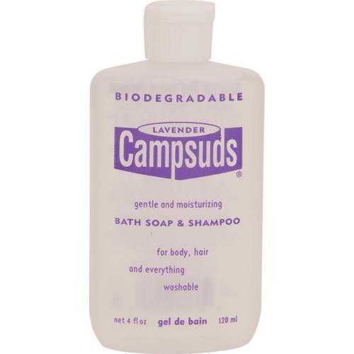 Campsuds Bath Soap & Shampoo Formula (4 oz, Lavender)