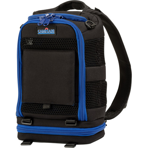 camRade Run-and-Gun Backpack for Select Mobile Transmitters or Streaming Devices