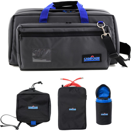 "camRade transPorter Large Case for Camcorders up to 20.5"" Long"