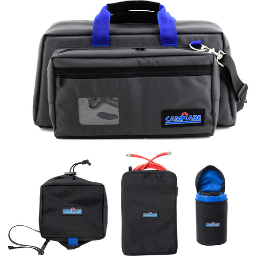 "camRade transPorter Medium Case for Camcorders up to 17.7"" Long"