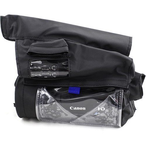 camRade wetSuit XA11/15 Water-Resistant Rain Cover for Canon XA11 and XA15
