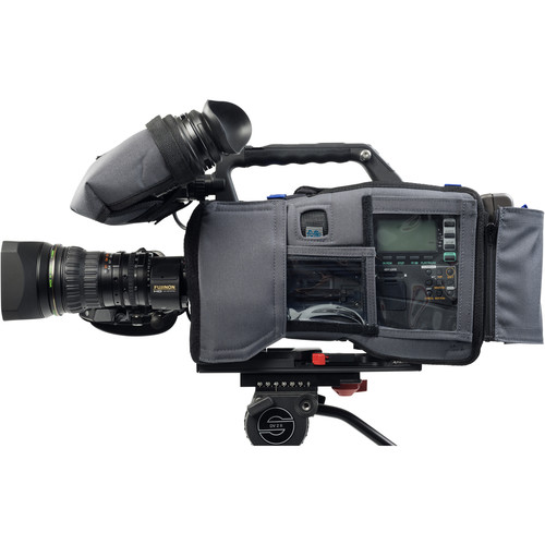 camRade camSuit for Panasonic AG-HPX600/610 and AJ-PX800 Camcorders