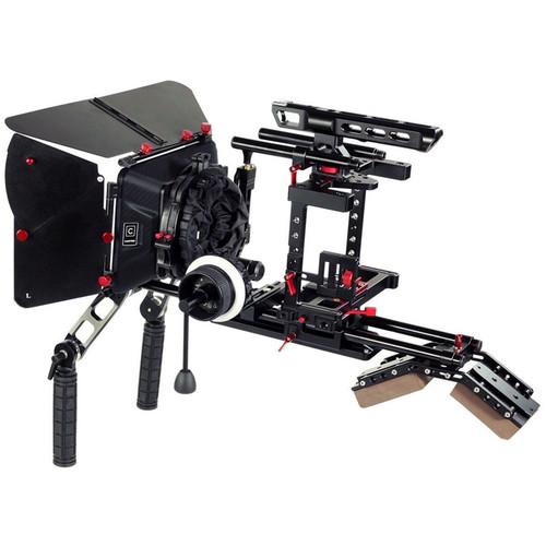 Camtree Hunt Grand DSLR Camera Cage Shoulder Rig Kit