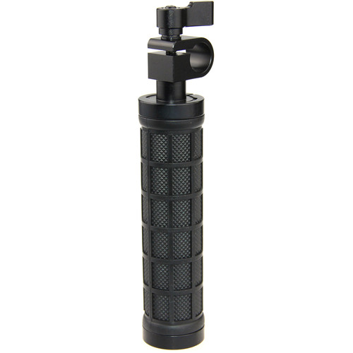 CAMVATE Handgrip with 15mm Rod Clamp (Black)