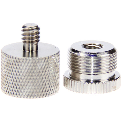 """CAMVATE 1/4""""-20 to 5/8""""-27 Microphone Adapter Set"""