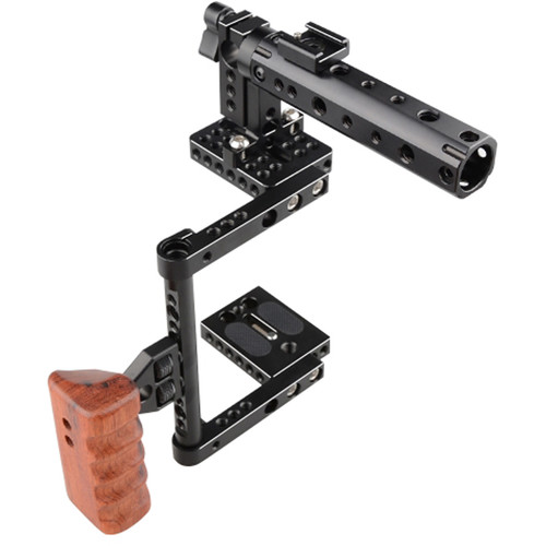 CAMVATE DSLR Camera Cage for Canon 600D/70D/80D