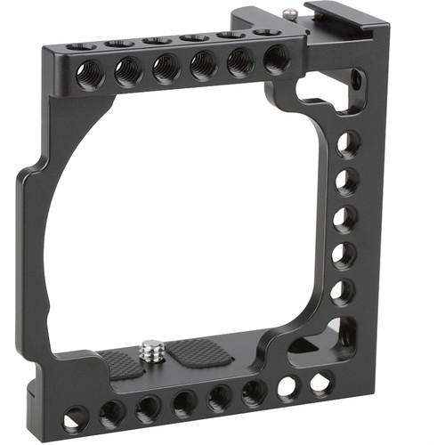 CAMVATE Camera Cage for Sony a6000, a6300, a6500 & NEX-7 (Black)