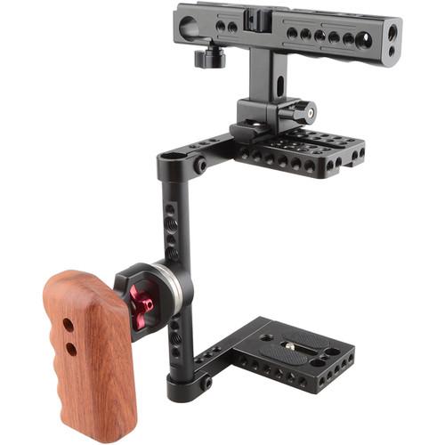 CAMVATE DSLR Camera Video Cage
