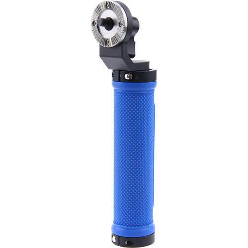 CAMVATE ARRI-Style Rubber Rosette Handle Grip (Blue)