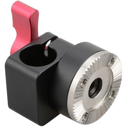 CAMVATE 15mm Rod Clamp with Arri Rosette Mount