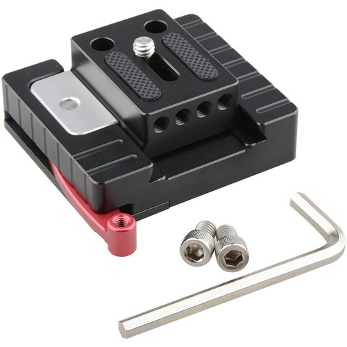 CAMVATE Quick Release Baseplate System