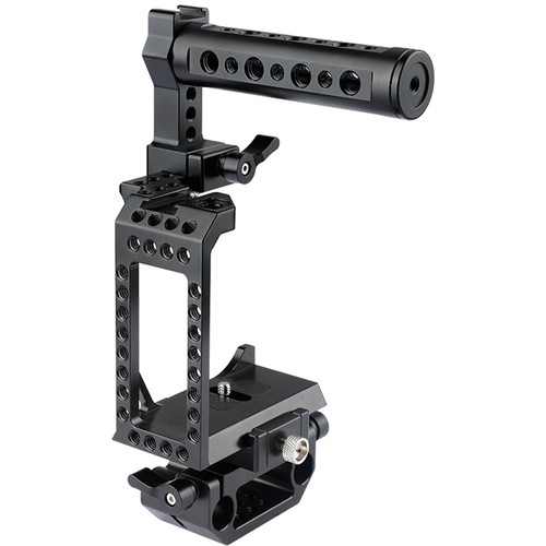 CAMVATE C-Frame Cage with Cheese Handle for Sony a7 Series Cameras