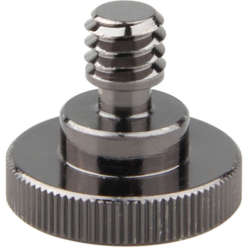 "CAMVATE 1/4""-20 Female to 1/4""-20 Male Thumbscrew Adapter"