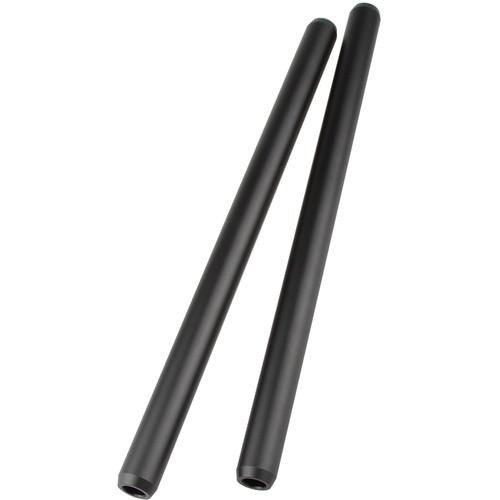 "CAMVATE 19mm Rod Pair (Black, 11.8"")"