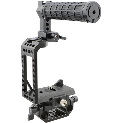 CAMVATE C-Frame Cage with Rubber Handle for Sony a7 Series Cameras