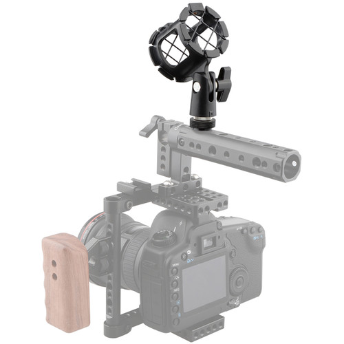 """CAMVATE Adjustable Microphone Support with 1/4""""-20 Screw"""