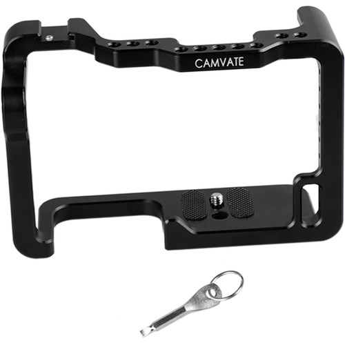 CAMVATE Basic Cage with Shoe Mount for Panasonic LUMIX DC-GH5