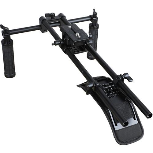 CAMVATE Dslr Shoulder Mount Rig Dual Handgrip Support Kit