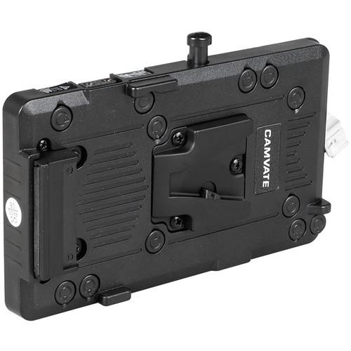 CAMVATE V-Lock Power Supply Splitter for URSA Mini