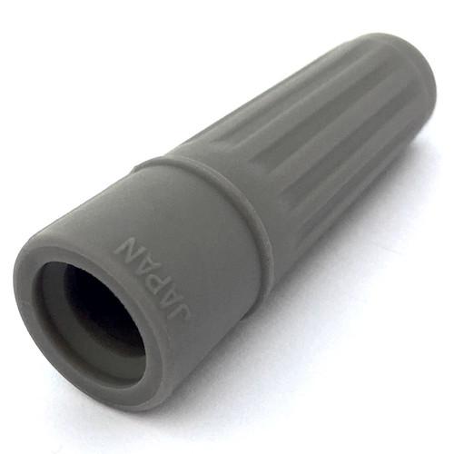 Canare CB05A Connector Boot for 75-Ohm BNC, RCA, F Crimp Plugs/Video Patch Cords (Gray)