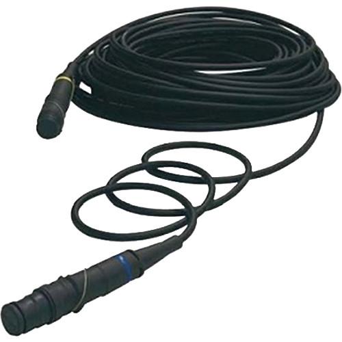 Canare Slim FCFA to FCMA SMPTE Hybrid Fiber Optic Camera Cable (249.3')