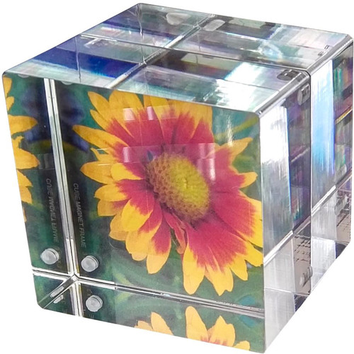 """Canetti Design Group Cube Magnet Frame (3 x 3"""")"""