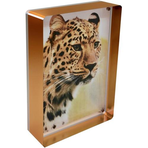 "Canetti Design Group Prestige Magnet Frame (2 x 4"", Copper)"
