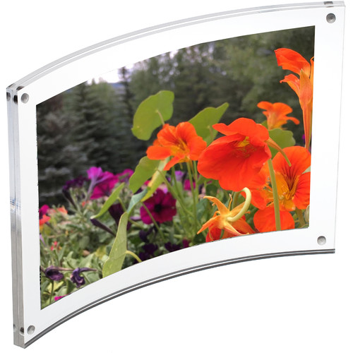 """Canetti Design Group Curved Magnet Frame (5 x 7"""")"""