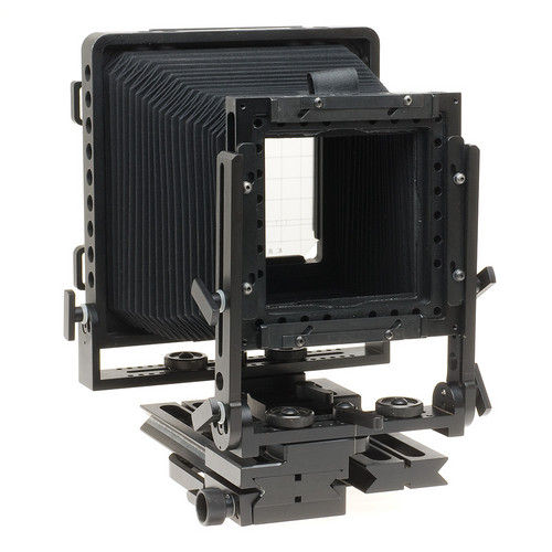 "KB Canham 4x5"" Field DLC G3 Large Format Camera (without Lensboard)"