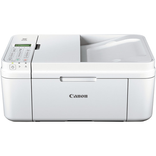 Canon PIXMA MX492 Wireless Office All-in-One Inkjet Printer (White)