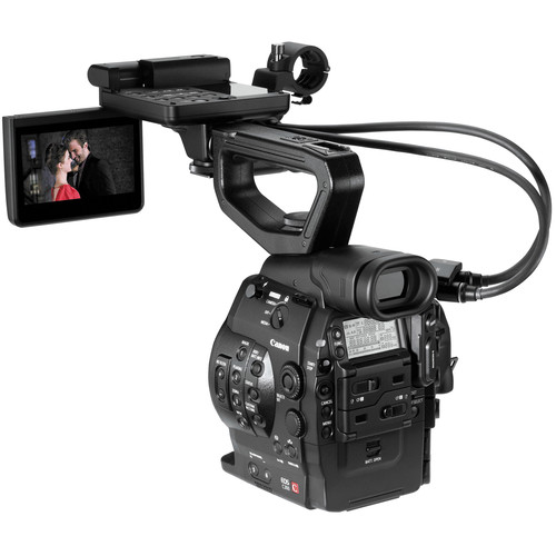 Canon Cinema EOS C300 Camcorder Body with Dual Pixel CMOS AF (EF Lens Mount)