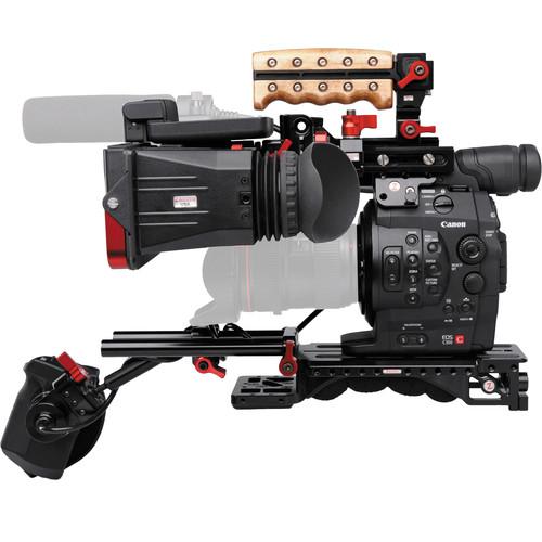 Canon Cinema EOS C300 Z-Finder Recoil Kit (EF Lens Mount)