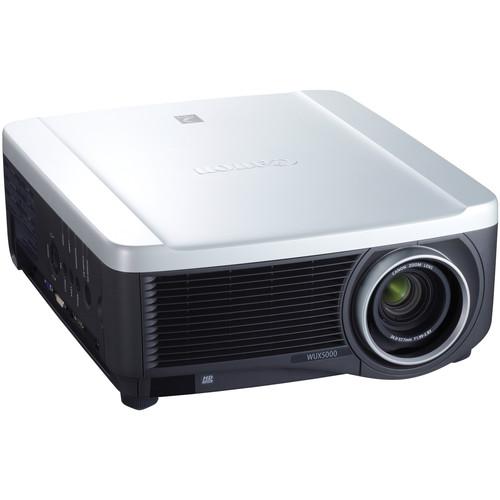 Canon REALiS WUX500 D Pro AV LCoS DICOM Projector