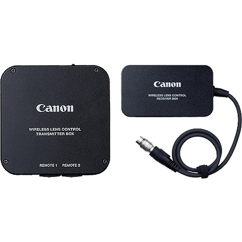 Canon WB-10T Transmitter with WB-10R Receiver