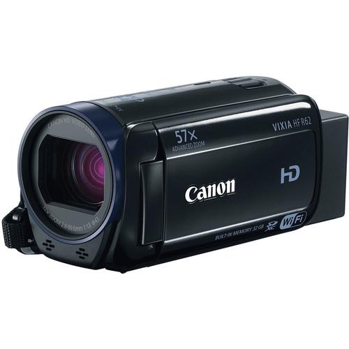 Canon 32GB VIXIA HF R62 Full HD Camcorder