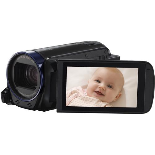 Canon LEGRIA HF R606 Full HD Camcorder (PAL, Black)