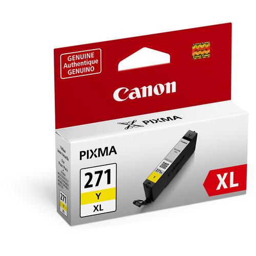 Canon CLI-271XL Yellow Ink Tank