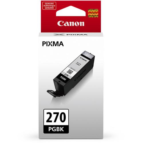 Canon PGI-270 Pigment Black Ink Tank
