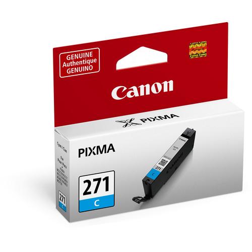 Canon CLI-271 Cyan Ink Tank