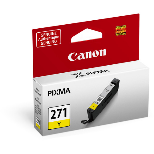 Canon CLI-271 Yellow Ink Tank