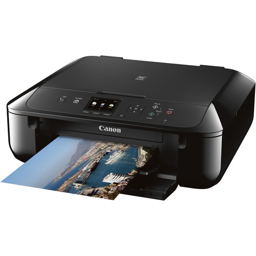 Canon PIXMA MG5720 Wireless All-in-One Inkjet Printer (Black)