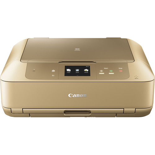 Canon PIXMA MG7720 Wireless All-in-One Inkjet Printer (Gold)