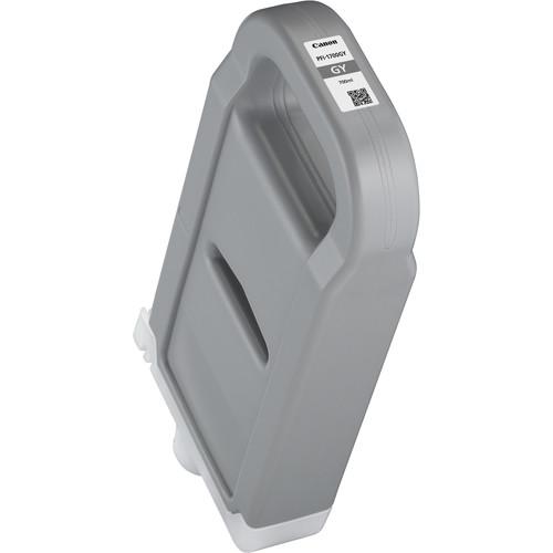 Canon PFI-1700 Gray Pigment Ink Tank (700mL)