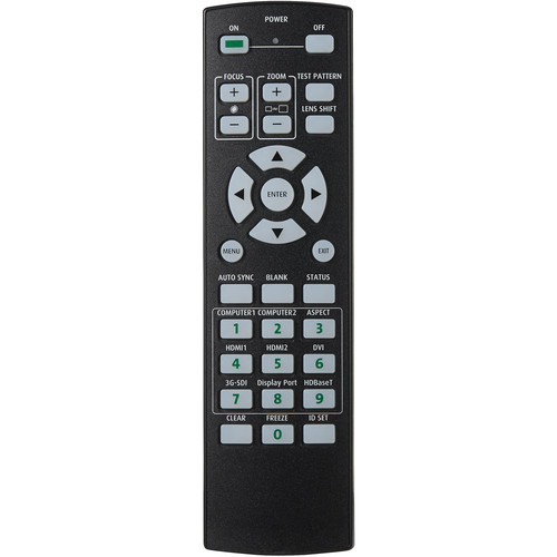 Canon LX-RC01 Replacement Remote Control for LX-MU700 Projector