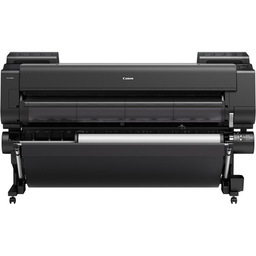 "Canon imagePROGRAF PRO-6000S 60"" Professional Production Signage Large-Format Inkjet Printer with Multifunction Roll System"
