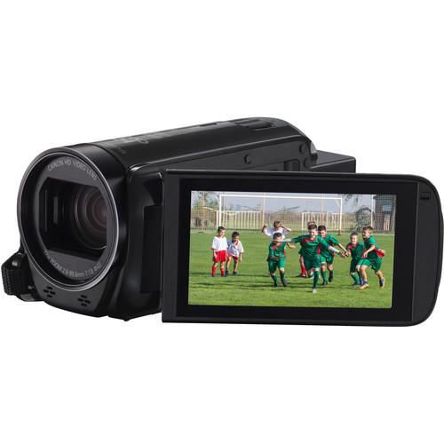 Canon Vixia HF R72 1080p 32GB Flash Memory Wi-Fi Camcorder