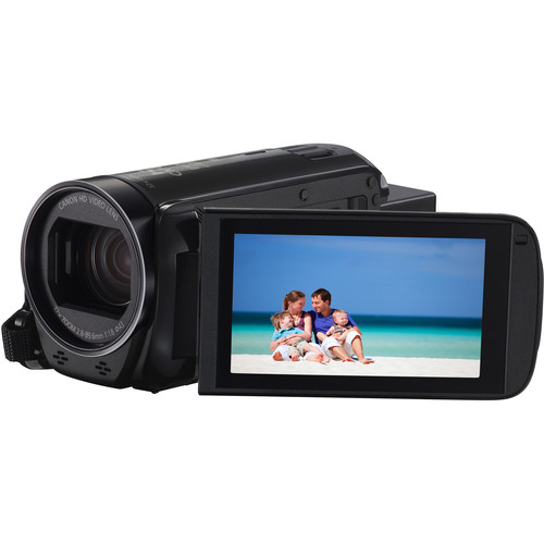 Canon 16GB VIXIA HF R70 Full HD Camcorder (Refurbished, Generic Packaging)